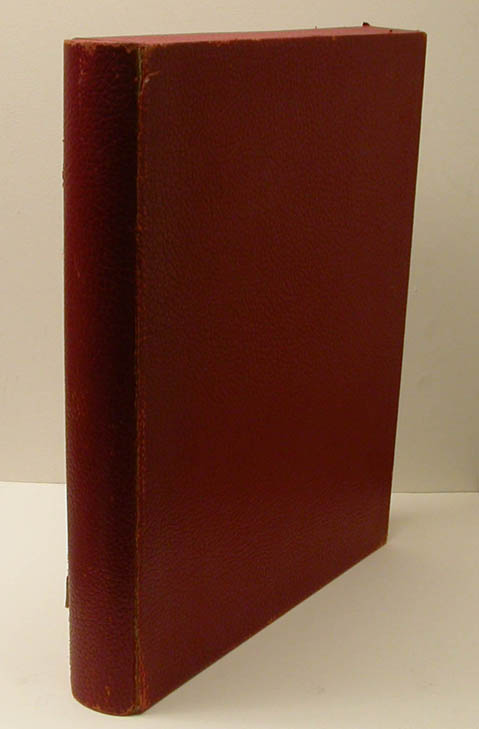 Salvador Dali - Don Quichotte de la Mancha, Book A - 1957 - Bookcase