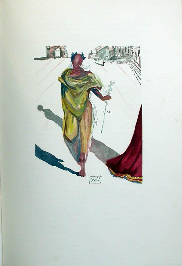 Salvador Dali - L'Art d'Aimer - Ovide - D