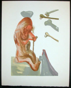 Salvador Dali - Divine Comedy Decomposition - DC29.jpg