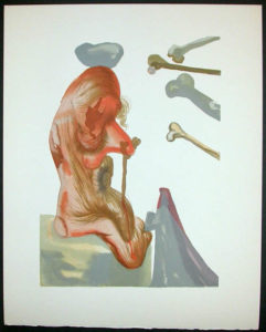 Salvador Dali - Divine Comedy Decomposition - DC31.jpg