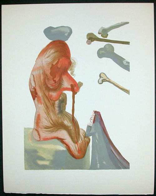 Salvador Dali - Divine Comedy Decomposition - DC33.jpg