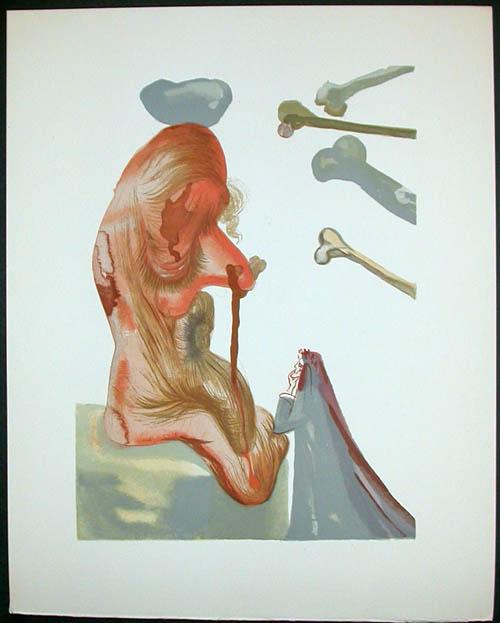 Salvador Dali - Divine Comedy Decomposition - DC37.jpg