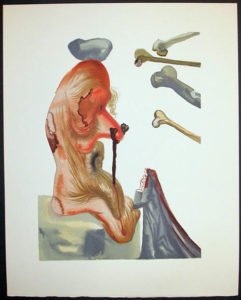 Salvador Dali - Divine Comedy Decomposition - DC51.jpg