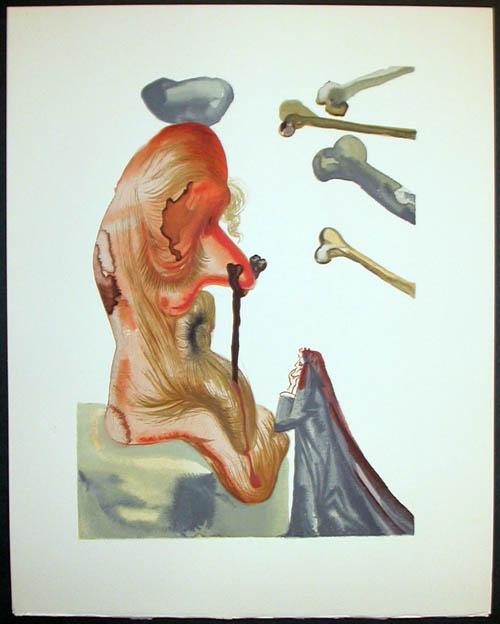 Salvador Dali - Divine Comedy Decomposition - DC53.jpg