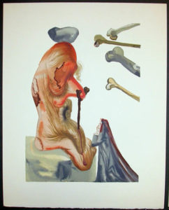 Salvador Dali - Divine Comedy Decomposition - DC59.jpg