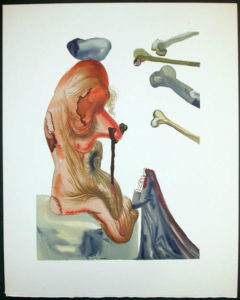 Salvador Dali - Divine Comedy Decomposition - DC63.jpg