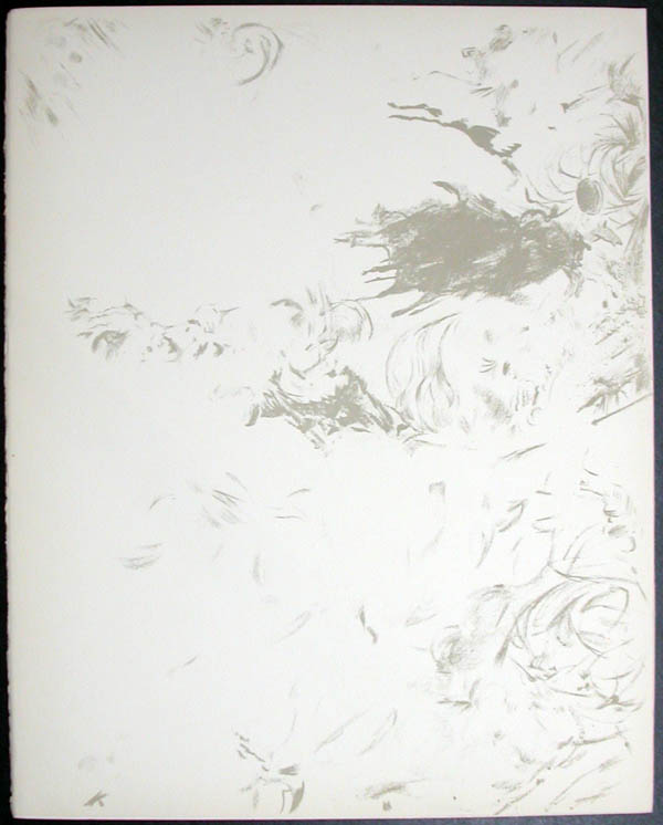 Salvador Dali - Don Quichotte de la Mancha, Book A - 1957 - Apparition de Dulcinne - #4