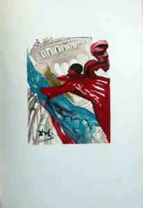 Salvador Dali - L'Art d'Aimer – Ovide - F