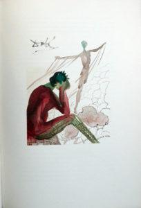 Salvador Dali - L'Art d'Aimer – Ovide - I