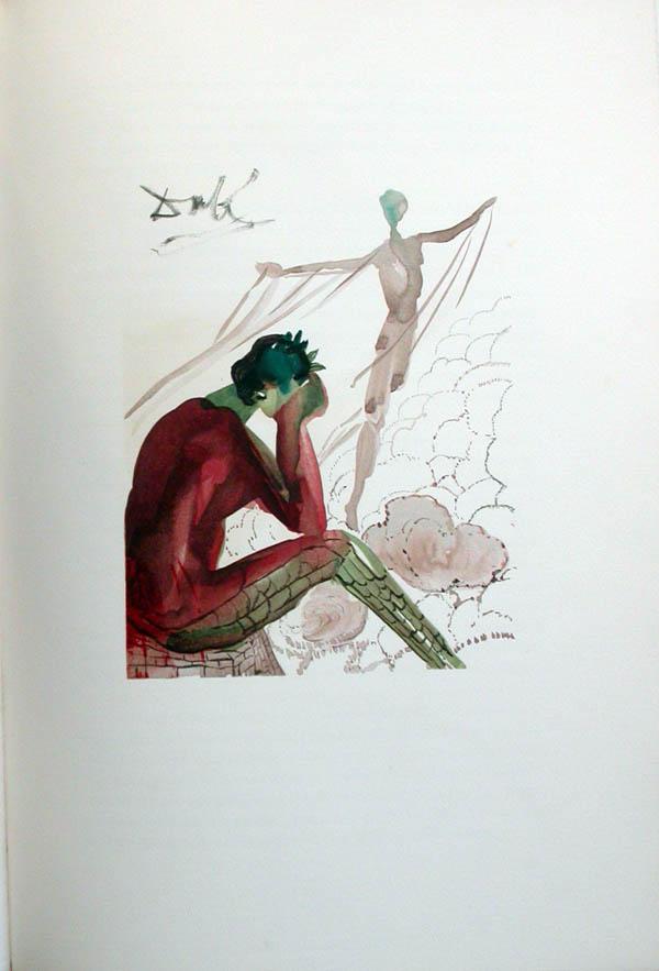 Salvador Dali - L'Art d'Aimer - Ovide - I
