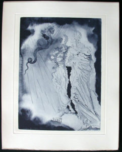 Salvador Dali - Divine Comedy Complete Books - Fraud