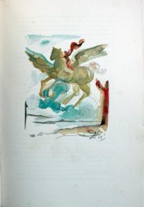 Salvador Dali - L'Art d'Aimer – Ovide - J