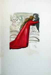 Salvador Dali - L'Art d'Aimer – Ovide - K