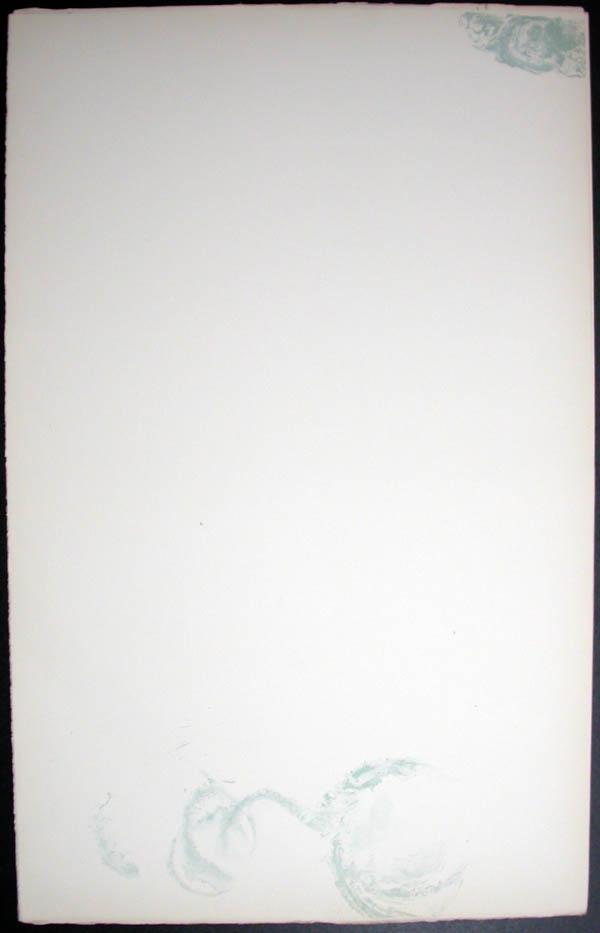 Salvador Dali - Don Quichotte de la Mancha, Book A - 1957 - Madonne - #6