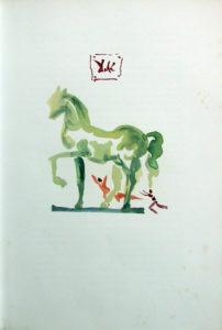Salvador Dali - L'Art d'Aimer – Ovide - L
