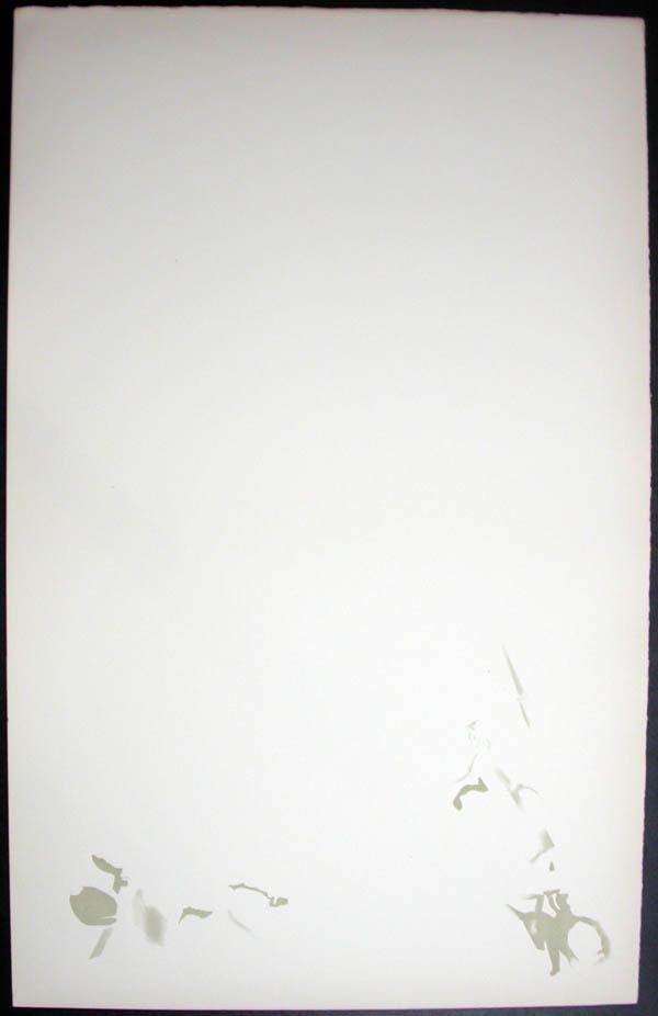 Salvador Dali - Don Quichotte de la Mancha, Book A - 1957 - Attaque des moulins Attack on the Windmills - #5