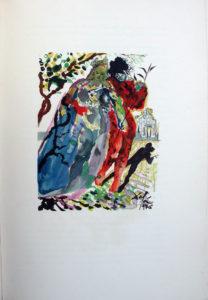 Salvador Dali - L'Art d'Aimer – Ovide - M