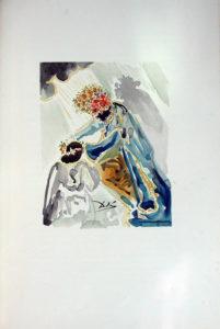 Salvador Dali - L'Art d'Aimer – Ovide - N