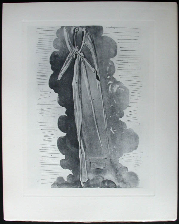 Salvador Dali - Divine Comedy Complete Books - The Garden of Christ