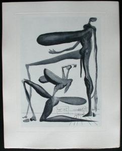 Salvador Dali - Divine Comedy Complete Books - Prodigality