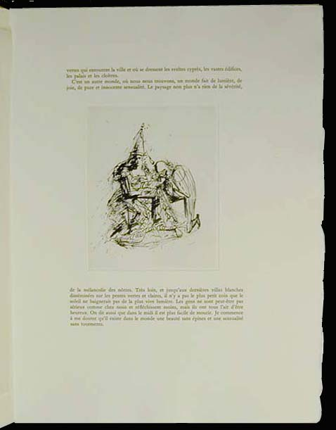 Salvador Dali - La Venus aux Fourrures - La Soupirant