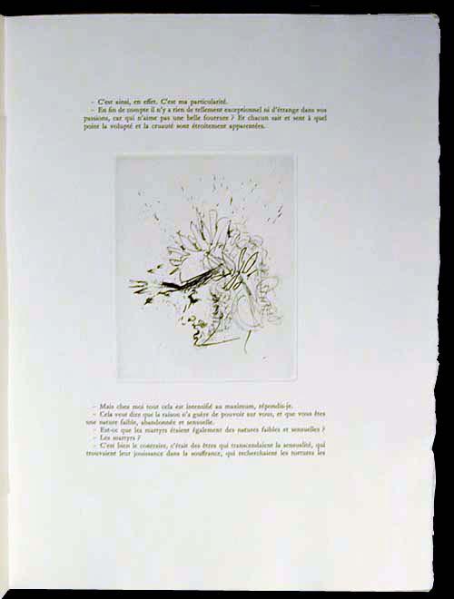 Salvador Dali - La Venus aux Fourrures - Le Poete