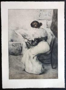 Manuel Robbe Le Choix de L'Epreuve - 1911