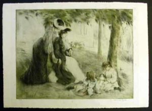 Manuel Robbe Les Mamans - 1905