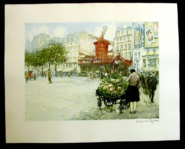 Manuel Robbe Moulin Rouge