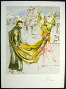 Salvador Dali The Kingdom