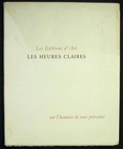 Salvador Dali - Divine Comedy Specimen Book - Cover