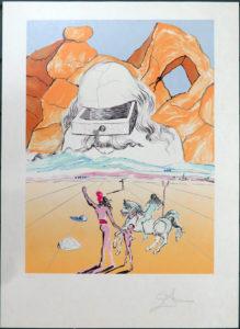 Salvador Dali - Retrospective - The Path to Wisdom